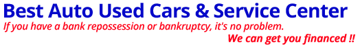 Best Auto Used Cars & Service Center