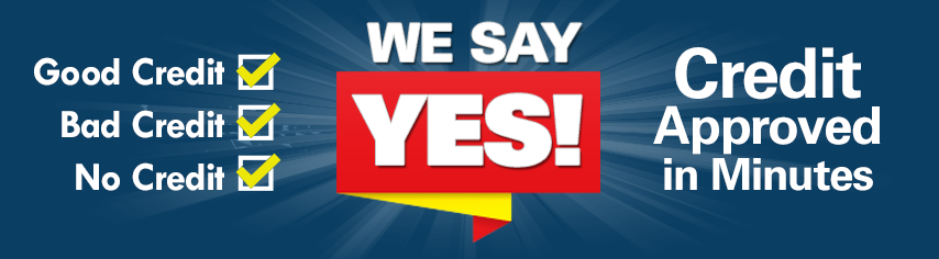 We Say Yes To All Credit