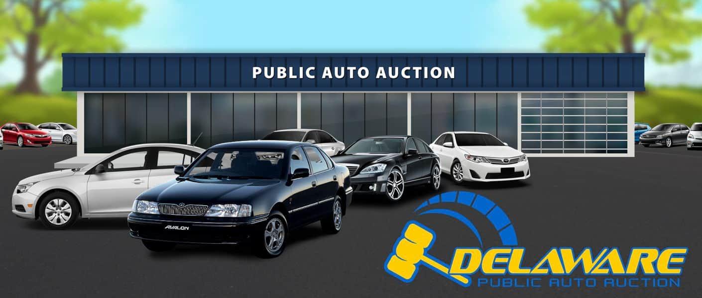 About Us Delaware Public Auto Auction