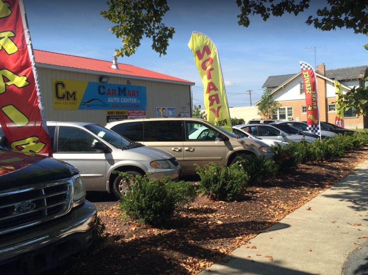 About Car Mart Auto Center on Union Blvd