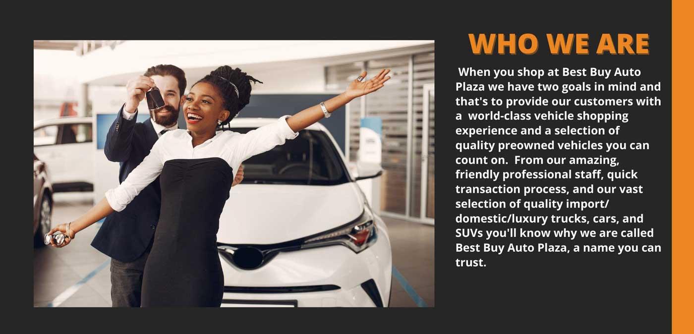 Best Buy Auto Plaza - Car Dealership in Arlington, Texas