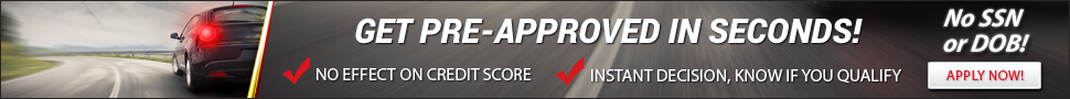 Get Pre-Approved Used Cars in Seconds