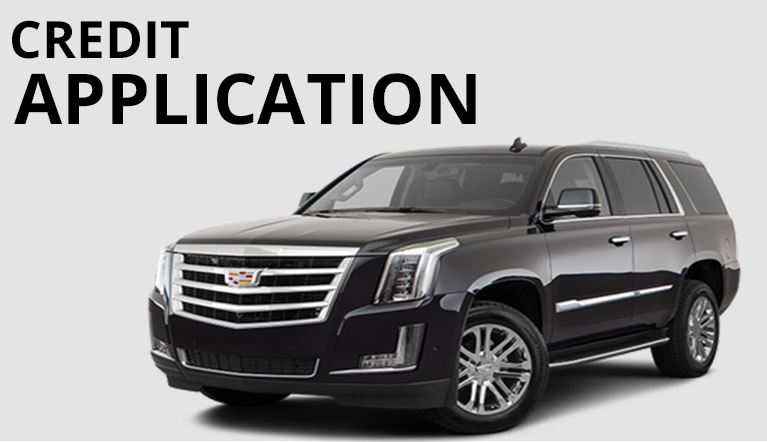 Credit Application - Used Car Dealership in Anchorage, AK