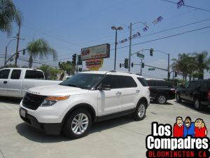 Los Compadres Auto Center - Ford Explorer
