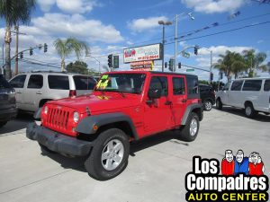 Los Compadres Auto Center - Jeep Wrangler