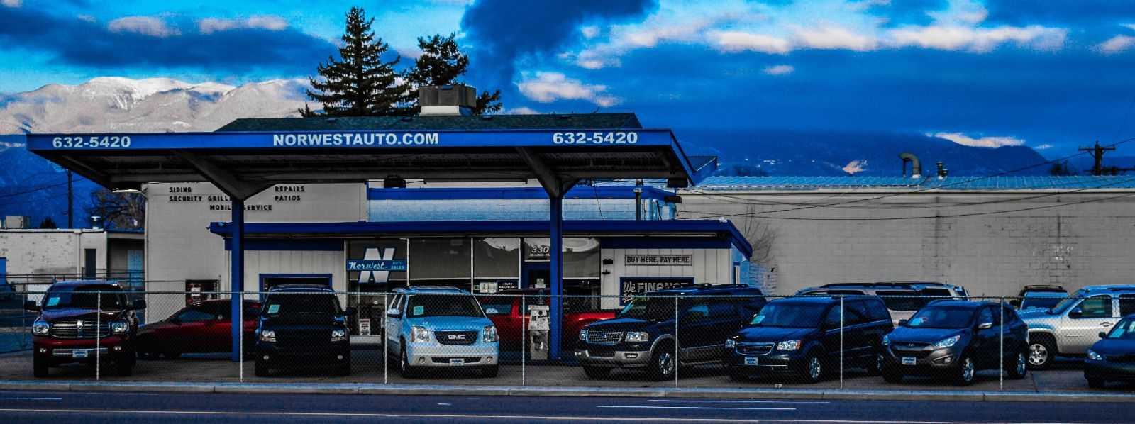 Home Norwest Auto Sales Inc