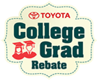NHT north hollywood toyota college graduate rebate
