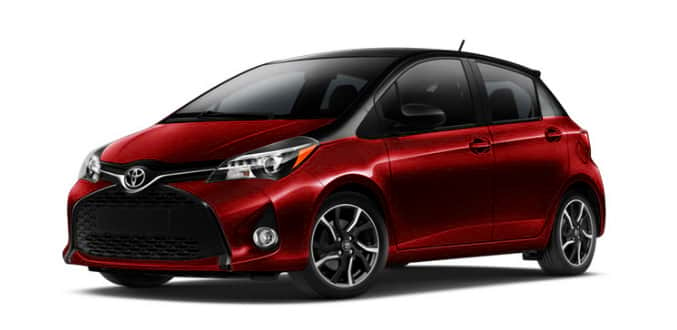 NHT - Toyota Yari