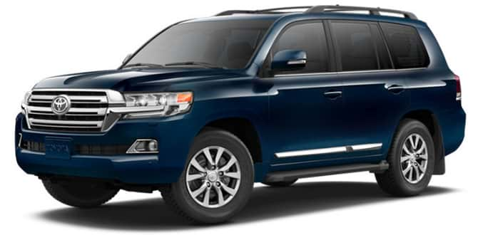 NHT Toyota Land Cruiser Los Angeles