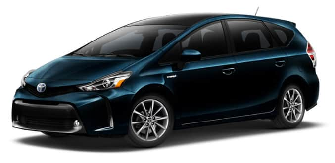 NHT Toyota PriusV 10/2017