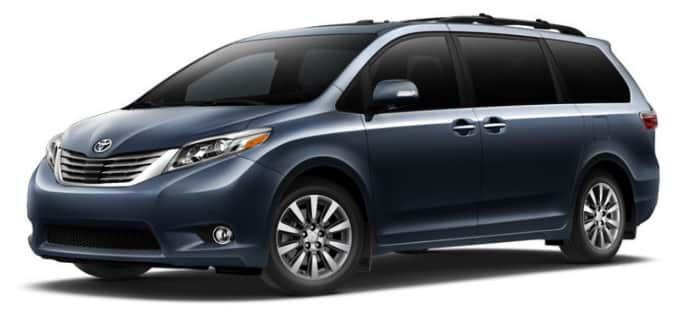 NHT New Toyota Sienna LA