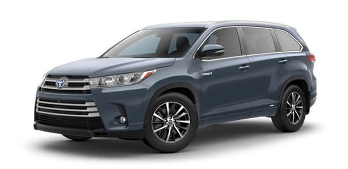 NHT Toyota Highlander Hybrid LA