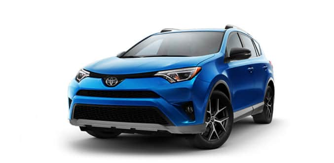 NHT Toyota Rav4 Los Angeles