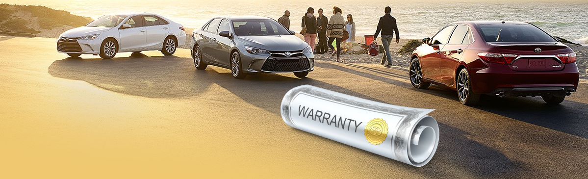 Nht Toyota Car Warranty Banner La