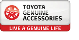 NHT toyota genuine accessories