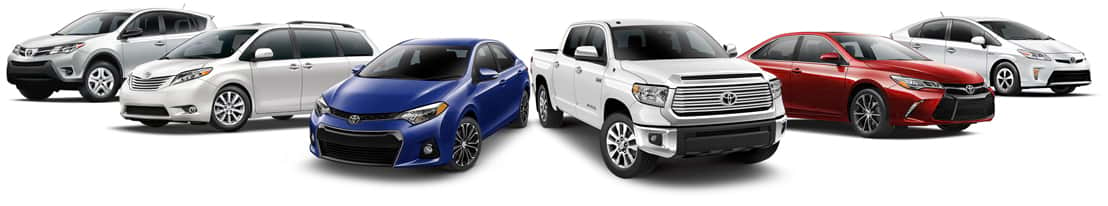 NHT ToyotaCare Cars Los Angeles