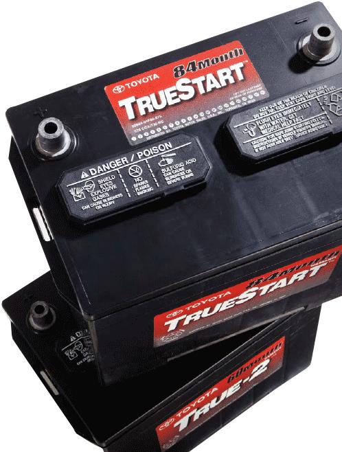 NHT Batteries - Toyota parts LA