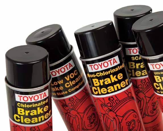 NHT toyota brake cleaners