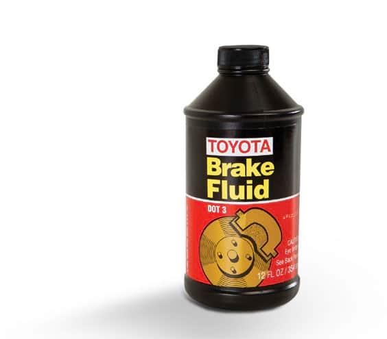 NHT toyota brake fluid