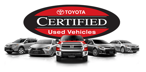NHT toyota certified used vehicles in los angeles
