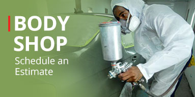 Home Body Shop and Schedule an Appointment