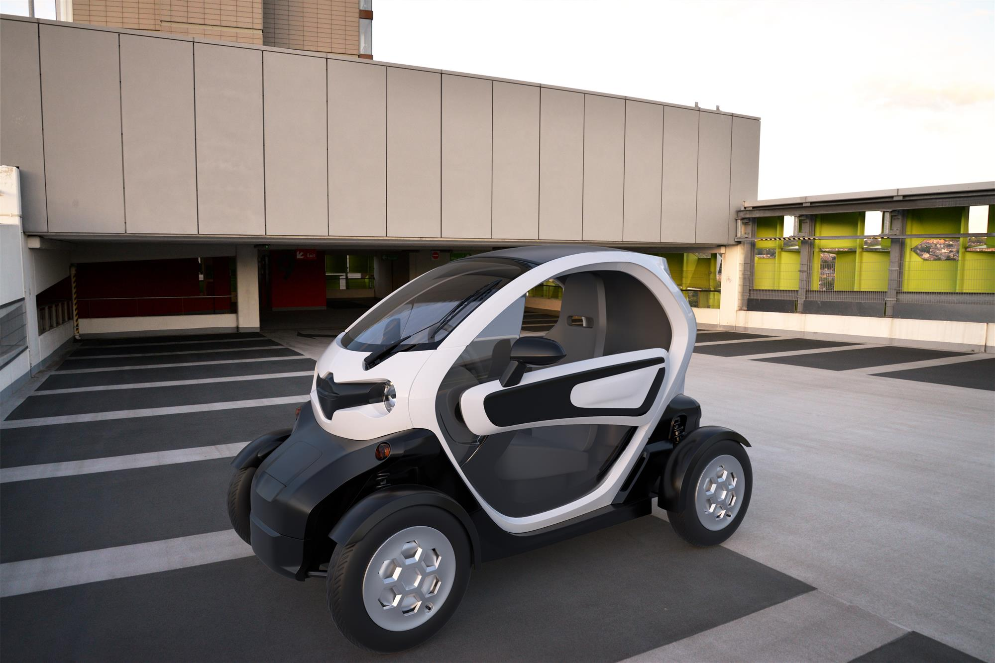 Electric Concept Vehicle