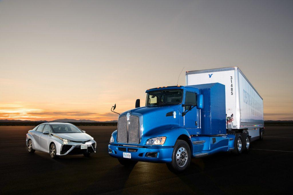 Hydrogen Powered Future
