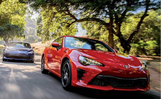 2018 toyota 86 860 special edition. simple 2018 the 2017 toyota 86 860 special edition broadens the appeal of 86  giving it a sleeker design and technology tweaks sports car enthusiasts will  intended 2018 toyota special edition