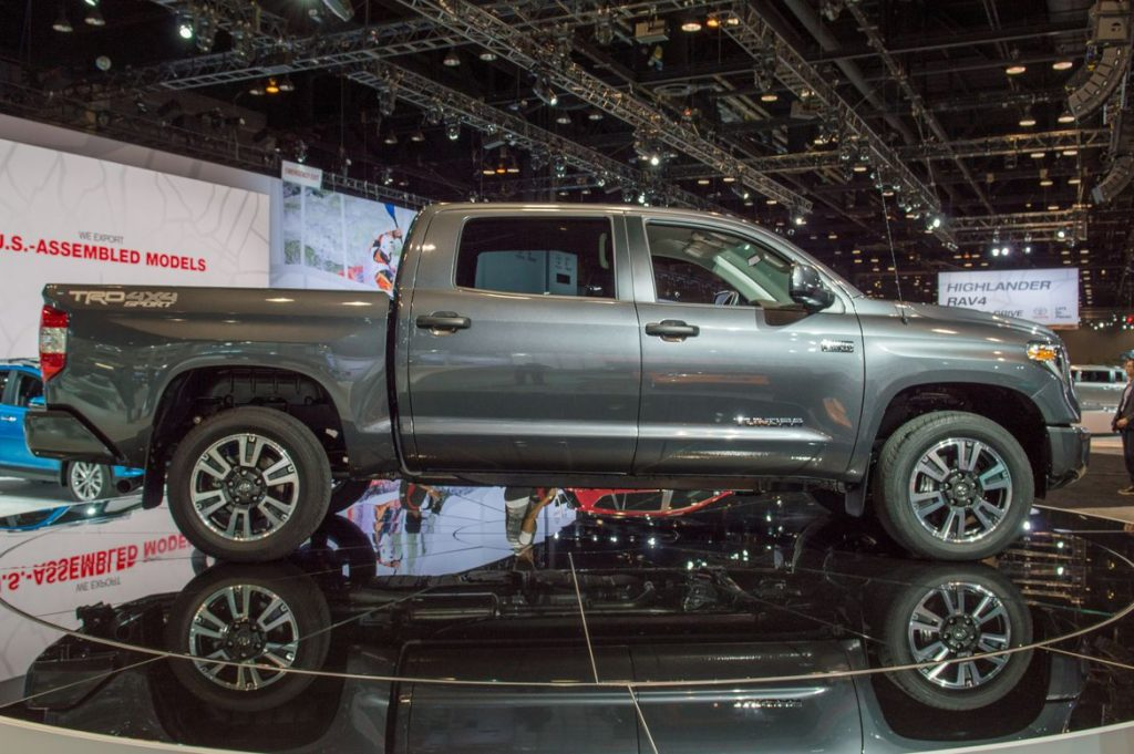 The 2018 Toyota Tundra TRD Brings New Sport and Technology ...