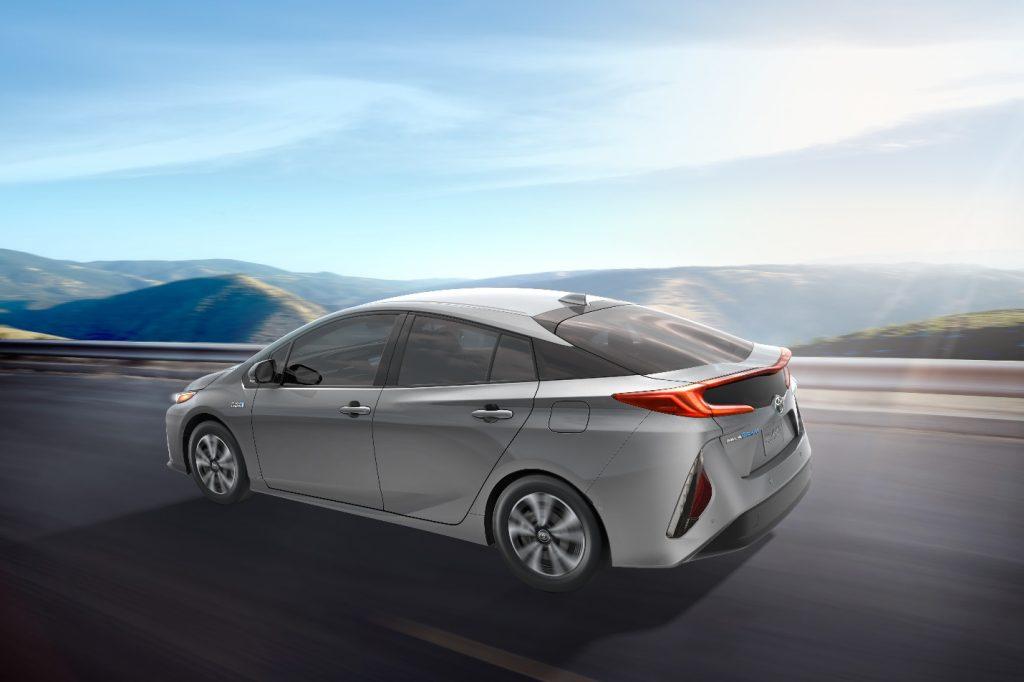 Toyota Prius Prime or the Chevrolet Volt