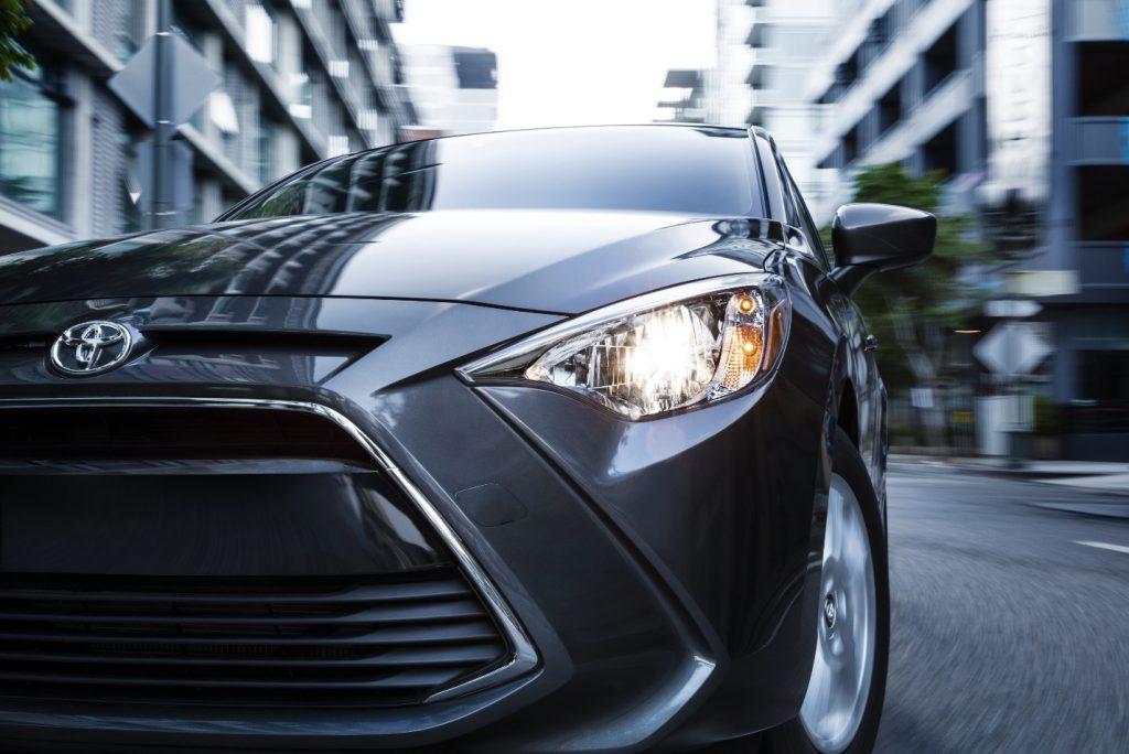 The 2017 Toyota Yaris iA