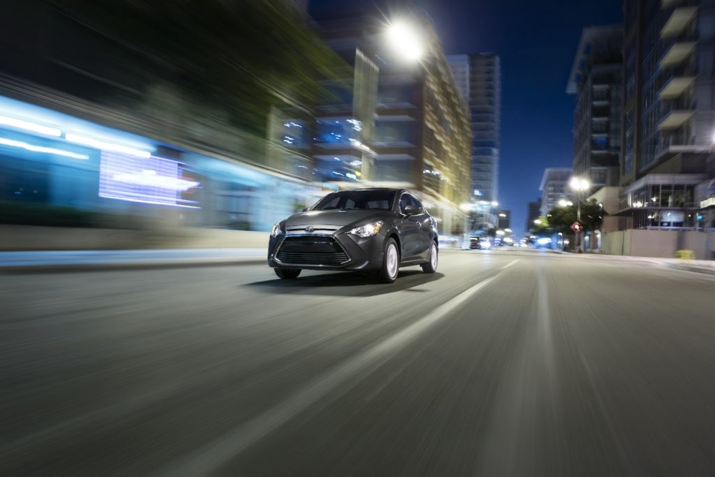 Toyota Yaris iA Subcompact