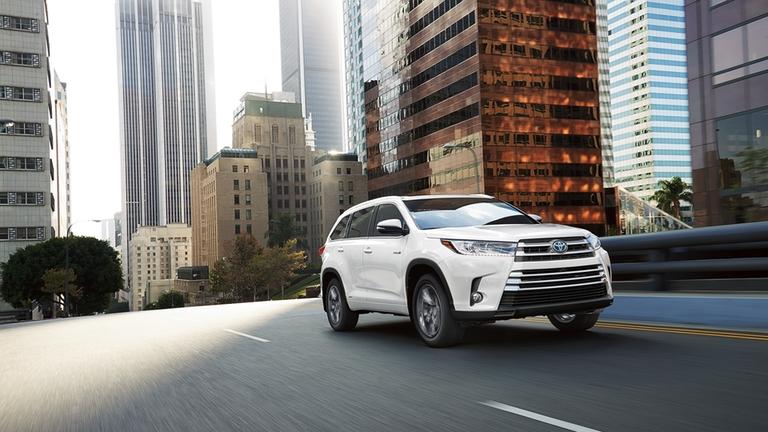 Seven best Toyotas
