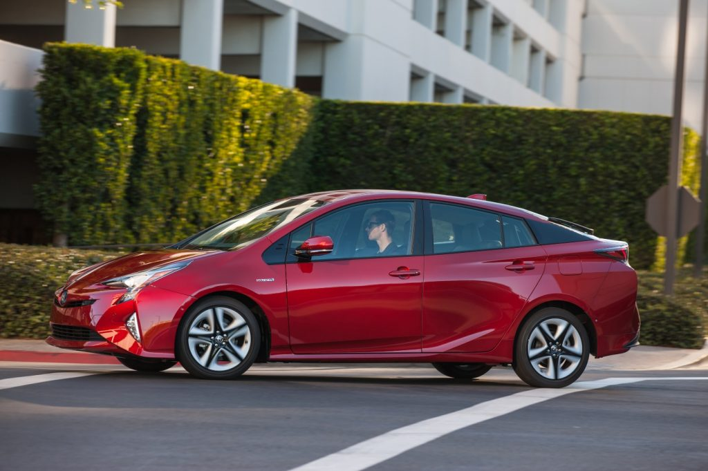 2017 Toyota Prius and variants